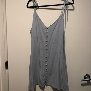 Topshop button down dress